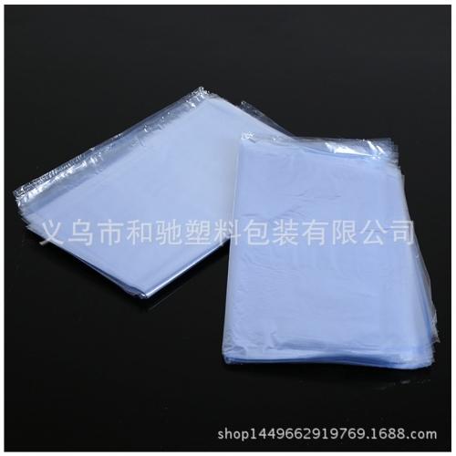 厂家直销高透明抗拉伸强PVC塑封收缩膜饰品环保无毒塑封膜定制