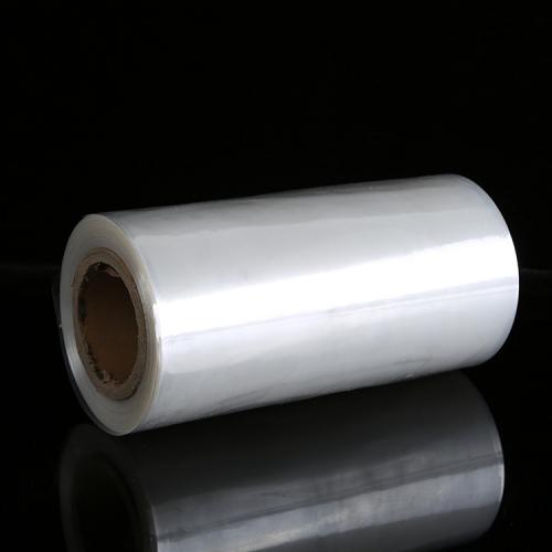 POF纸盒包装膜 透明塑封膜 高透明度 贴体包装薄膜 防尘防潮 定制