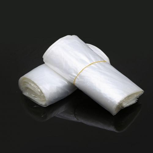 全新料环保POF低温热塑收缩膜袋定做POF平底吸塑热缩膜袋批发定制
