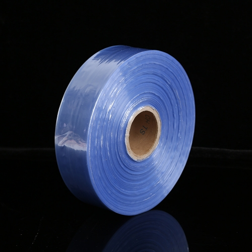 PVC封口膜PVC热收缩膜 pvc收缩膜印刷加工瓶口热缩筒膜可定制