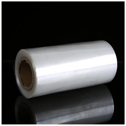 定做规格高收缩率POF热收缩卷膜 pof热收缩塑封袋日用品包装袋