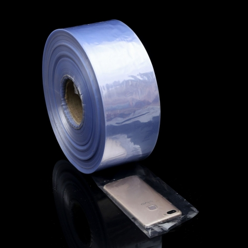 环保全新料PVC热收缩膜 包装薄膜 pvc热收缩膜印刷 吸塑膜